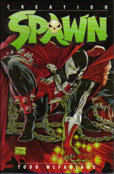 Spawn (UK) 1-A by Titan
