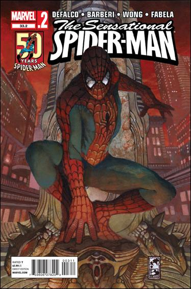 Sensational Spider-Man (1996) 33.2-A by Marvel