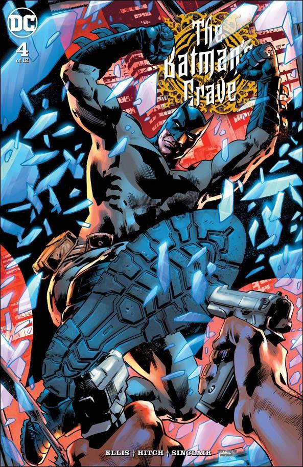 Batman's Grave 4-A by DC