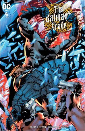 Batman's Grave 4-A