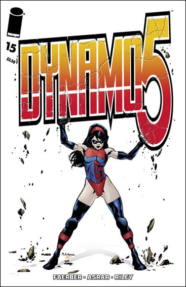 Dynamo 5 15-A by Image