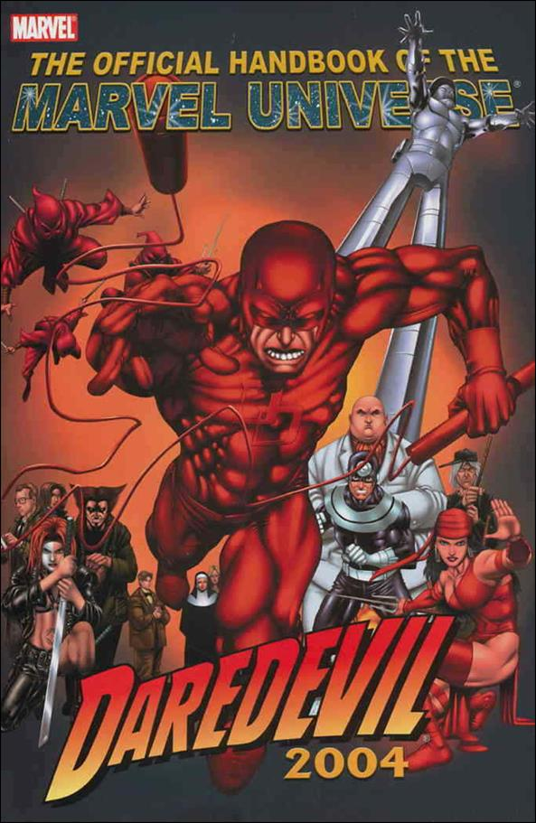 Official Handbook of the Marvel Universe: Daredevil 2004 nn-A by Marvel