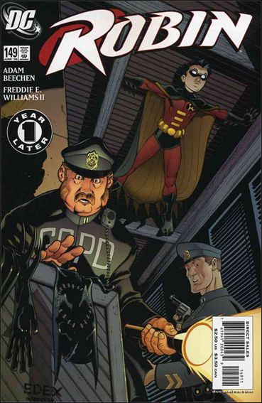 Robin (1993) 149-A by DC