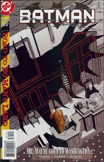 Batman (1940) 561-A by DC