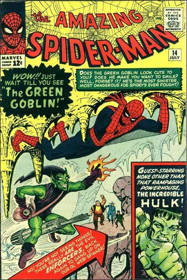 Amazing Spider-Man (1963) 14-A by Marvel