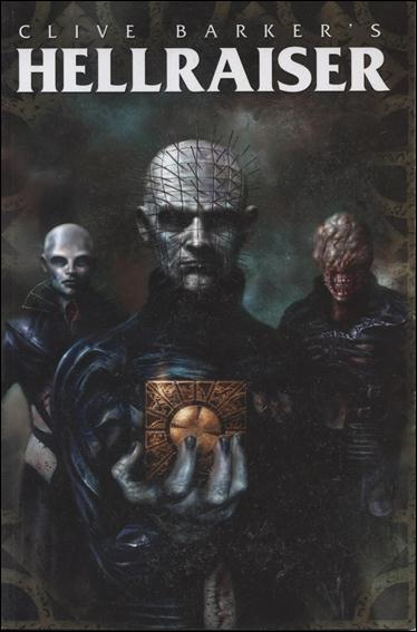 Clive Barker's Hellraiser 2-A by Boom! Studios