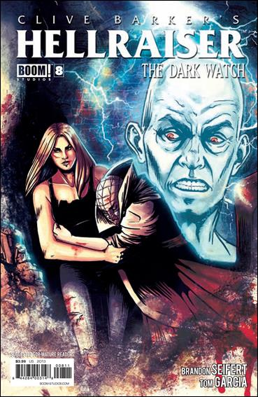 Clive Barker's Hellraiser: The Dark Watch 8-A by Boom! Studios