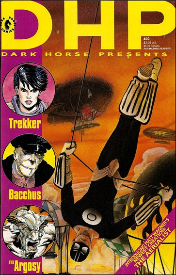 Dark Horse Presents (1986) 40-A by Dark Horse