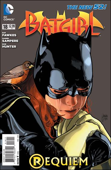 Batgirl (2011) 18-A by DC