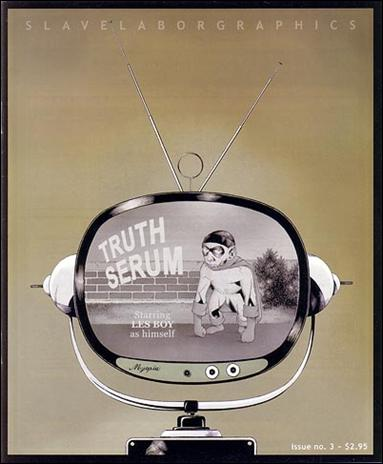 Truth Serum 3-A by Slave Labor Graphics (SLG) Publishing