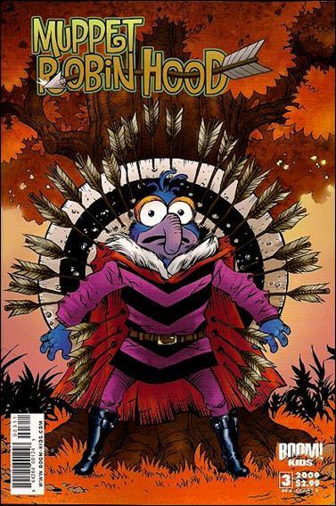 Muppet Robin Hood 3-B by Boom! Kids