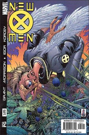 New X-Men (2001) 125-A