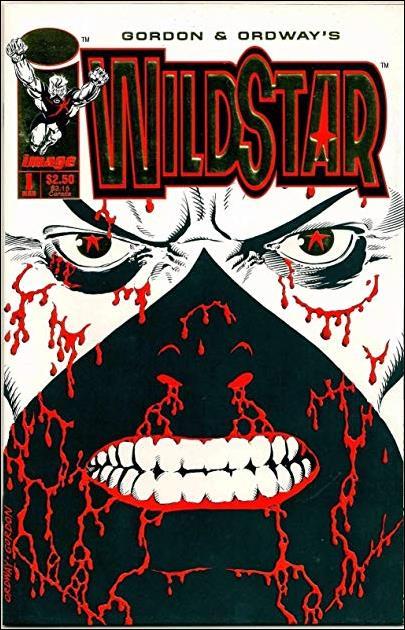 WildStar: Sky Zero 1-B by Image