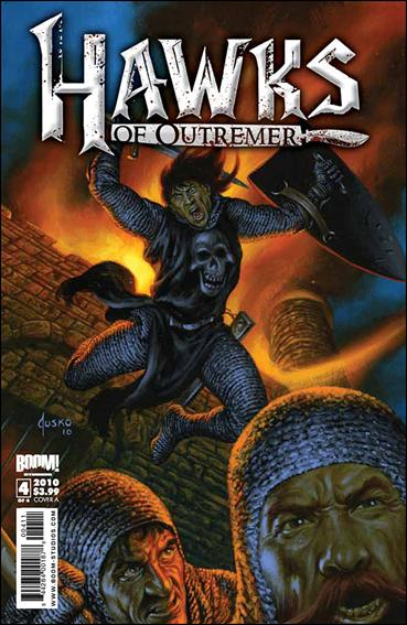 Hawks of Outremer 4-A by Boom! Studios