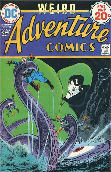 Adventure Comics (1938) 436-A by DC