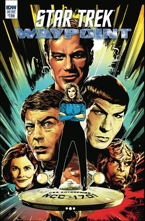 Star Trek: Waypoint Special 2019-A by IDW