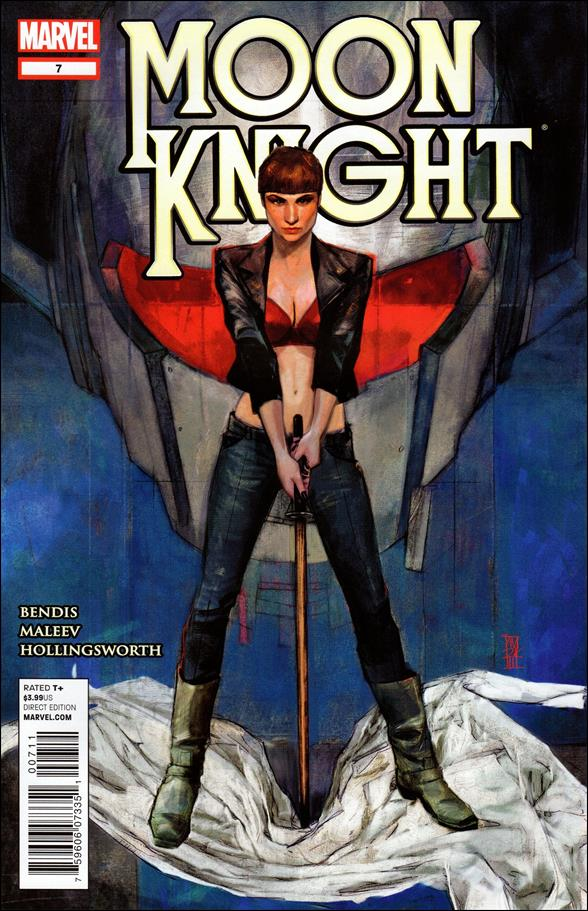 Moon Knight (2011) 7-A by Marvel