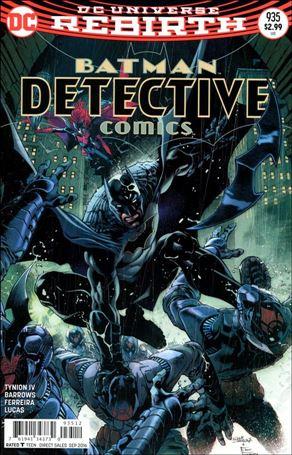 Detective Comics (1937) 935-C