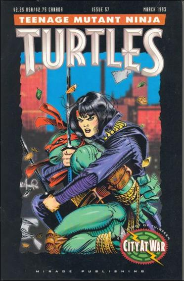 Teenage Mutant Ninja Turtles (1984) 57-A by Mirage
