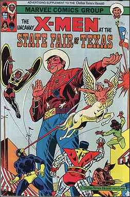 Uncanny X-Men at the State Fair of Texas 1-A by Marvel