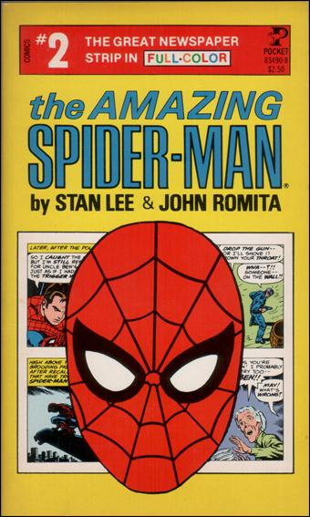 Amazing Spider-Man (1980) 2-A by Pocket Books