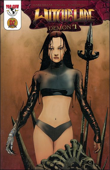 Witchblade: Demon 1-B by Top Cow