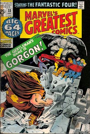 Marvel's Greatest Comics 33-A