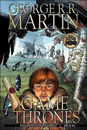 George R.R. Martin's A Game of Thrones 23-A