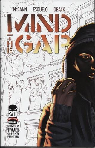 Mind the Gap 2-E by Image