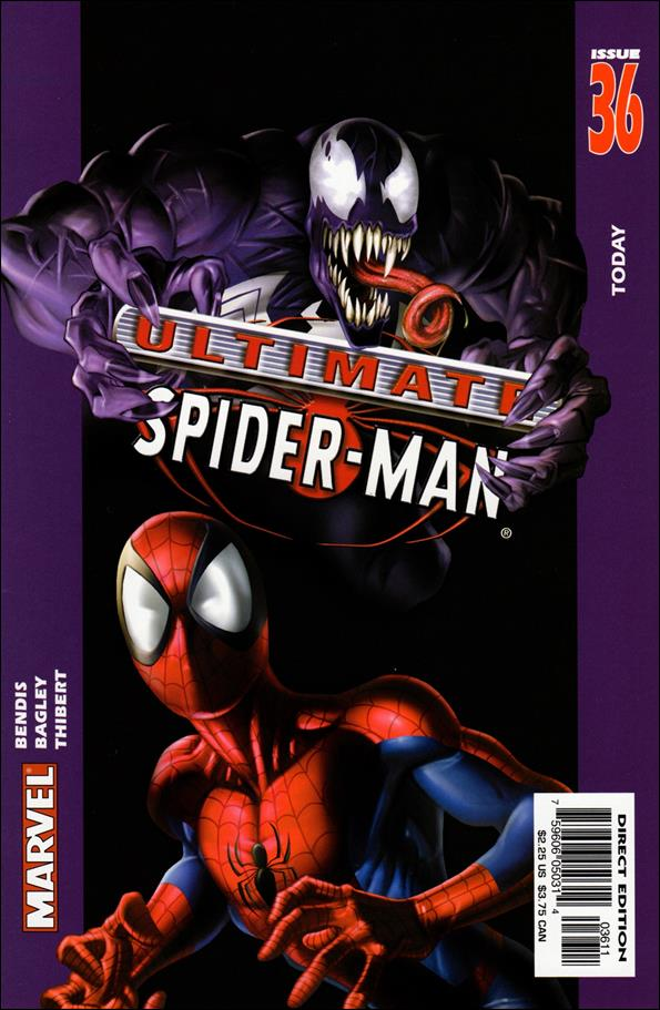 Ultimate Spider-Man (2000) 36-A by Marvel