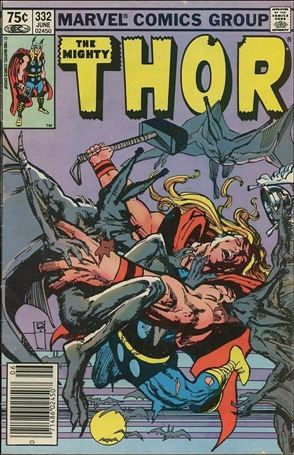 Thor (1966) 332-B