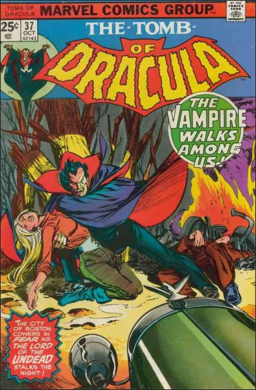 Tomb of Dracula (1972) 37-A by Marvel