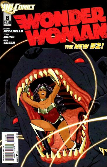 Wonder Woman (2011) 6-A by DC