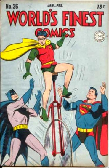 World's Finest Comics 26-A by DC