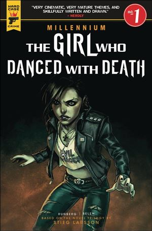 Millennium: The Girl Who Danced With Death 1-B