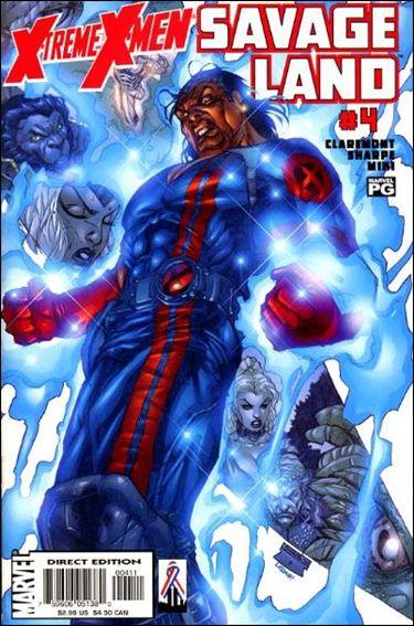 X-Treme X-Men: Savage Land 4-A by Marvel