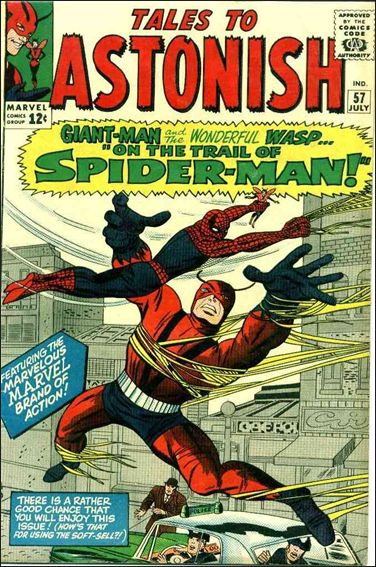 Tales to Astonish (1959) 57-A by Marvel