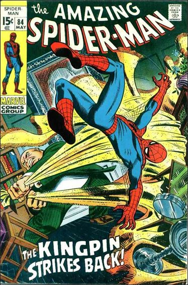Amazing Spider-Man (1963) 84-A by Marvel
