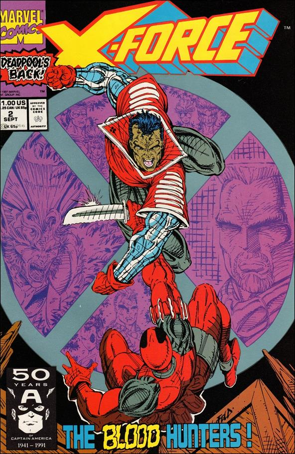 X-Force (1991) 2-A by Marvel