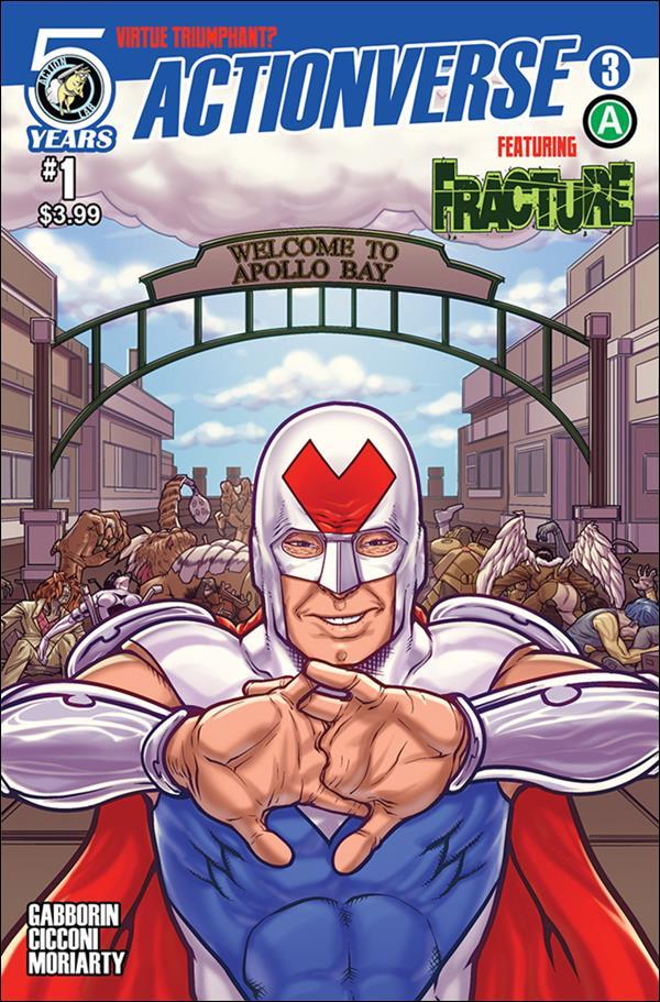 Actionverse 3-A