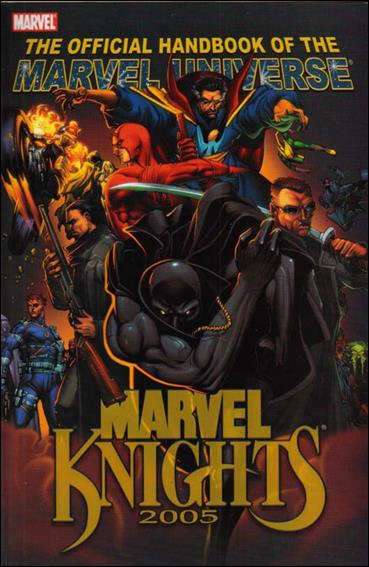 Official Handbook of the Marvel Universe: Marvel Knights 2005 nn-A by Marvel