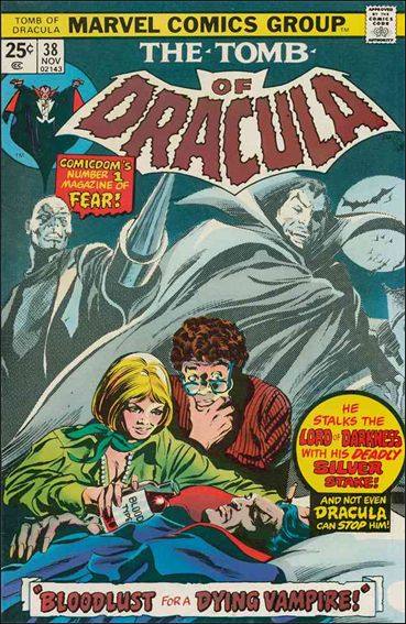 Tomb of Dracula (1972) 38-A by Marvel