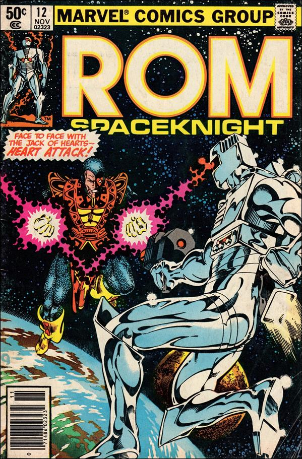 ROM 12-A by Marvel