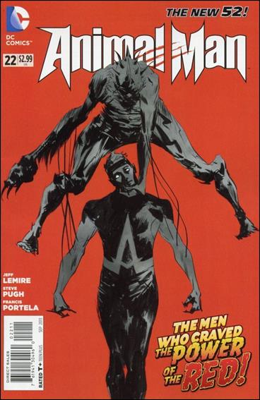 Animal Man (2011) 22-A by DC