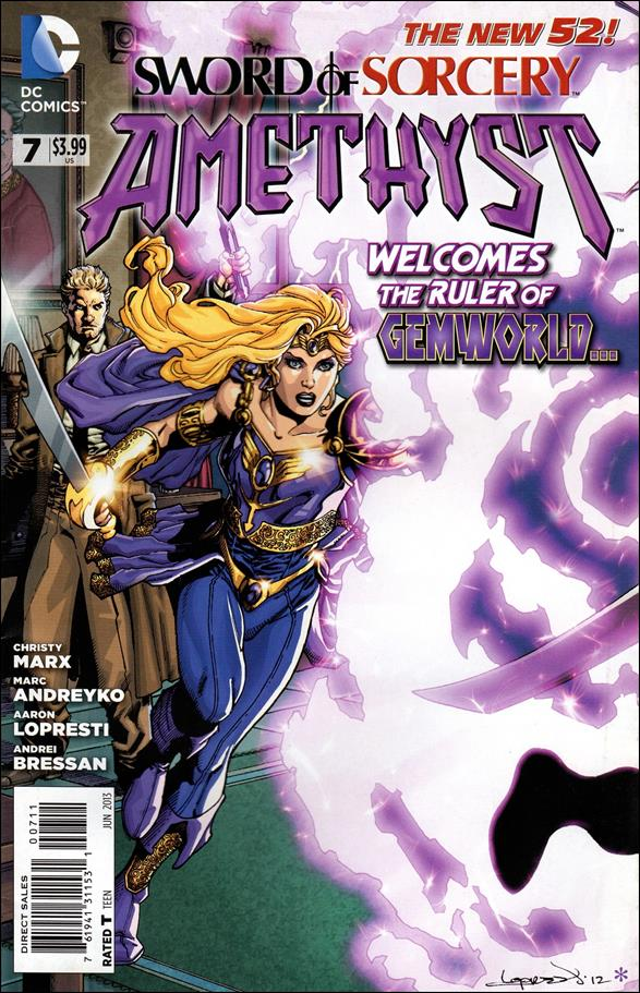 Sword of Sorcery (2012) 7-A by DC