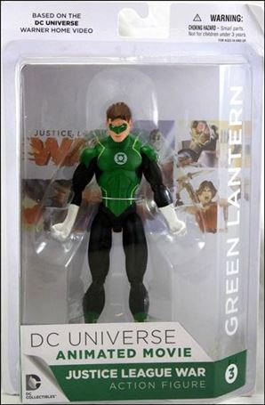 Justice League War Green Lantern