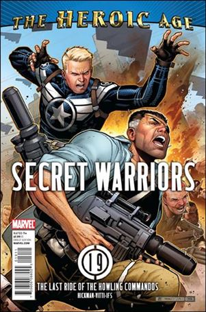 Secret Warriors 19-A