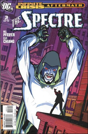 Crisis Aftermath: The Spectre 3-A by DC