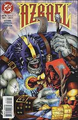 Azrael (1995) 18-A by DC