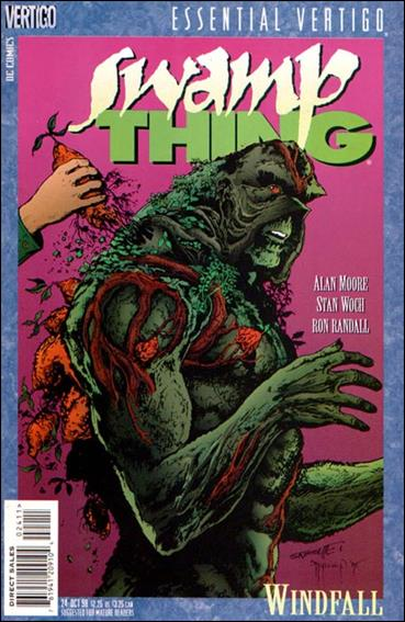 Essential Vertigo: Swamp Thing 24-A by Vertigo